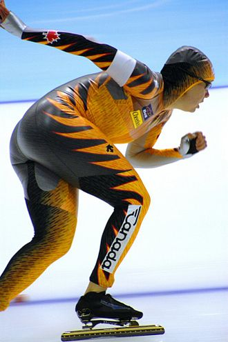 Cindy Klassen - Cindy Klassen during the 2007 World Championships