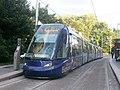 Citadis 403 - tram A livrée Europe Strasbourg.JPG