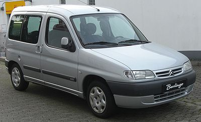 Citroen Berlingo Image via Wikipedia.org