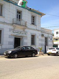 City hall Mahelma - معالمة.jpg