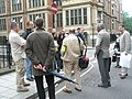 City visitors learn from an expert - geograph.org.uk - 885611.jpg