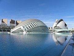 Ciutat de les Arts i les Ciències, València, Valencia, Spain - panoramio (3)