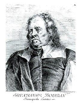 Alexandre Boudan