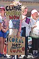 Climate justice Now - Coral not coal - Climate crisis rally Melbourne - IMG 7610 (49568777536).jpg