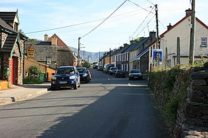 Cloghane - Image: Cloghane Village geograph.org.uk 1427918