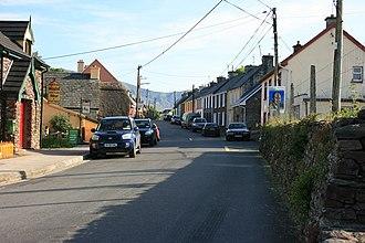 Cloghane - Image: Cloghane Village geograph.org.uk 1427918