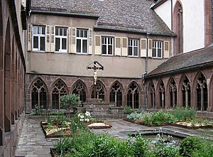 Recollects - Former Recollect friary in Saverne, Alsace, France