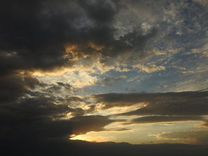 Cloudscape photography - Image: Cloudscape CHD