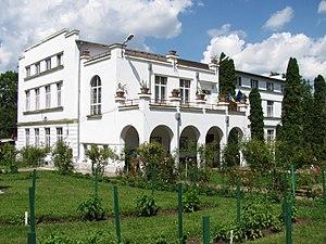 Cluj-Napoca Botanical Garden - Image: Cluj Napoca Grădina Botanică Alexandru Borza IMG 1562