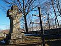 Cmentarz wojenny nr 81 z I wojny światowej w Męcinie Wielkiej, gmina Sękowa, pow. Gorlice, woj. młp.jpg