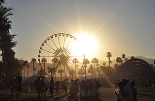 annual music and arts festival held at the Empire Polo Club in Indio, California