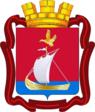 Coat of Arms of Kandalaksha (Murmansk oblast) (2008).png