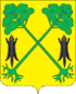 Coat of arms of Tyukalinsk