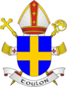 Coat of Arms of diocese of Toulon.png