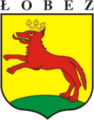 Coat of arms of Łobez.png