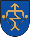 Coat of arms of Mazeikiai (Lithuania).png