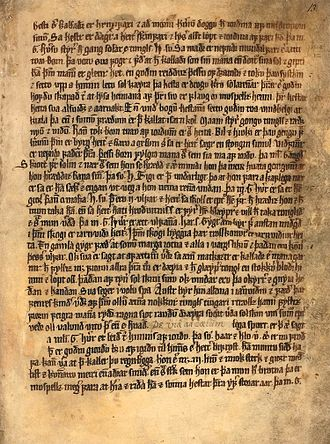 Codex Wormianus - Codex Wormianus AM 242 fol.