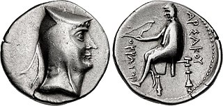 Parthian king