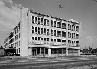 Cole Motor Car Company - Image: Cole Motor Car Company