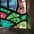 Coleraine St Patrick's Church Window W05 Second World War Memorial Detail Signature by William Morris 2014 09 13.jpg