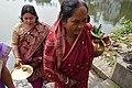 Collected Holy Water - Upanayana Ceremony - Simurali 2015-01-30 5359.JPG
