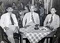 Collectie NMvWereldculturen, TM-60042253, Foto- De delegatie van Oost-Java tijdens een Federale conferentie voor een Federaal Indonesie, Batavia, 14 juni 1948, 1948.jpg