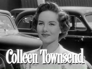 Colleen Townsend - from the trailer for When Willie Comes Marching Home (1950)