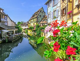 "Colmar's ""Little Venice"""