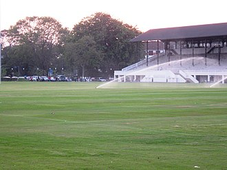 Colombo Racecourse - Colombo Racecourse ground before renovations
