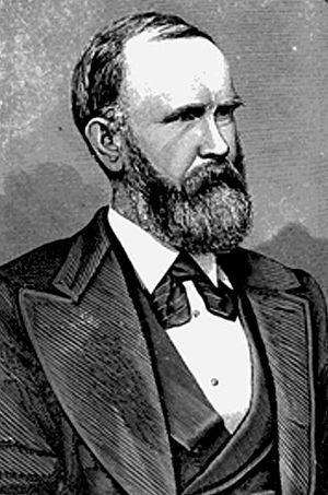 Alfred B. Meacham - Alfred B. Meacham