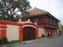 Colonial-era house in Vigan City.JPG