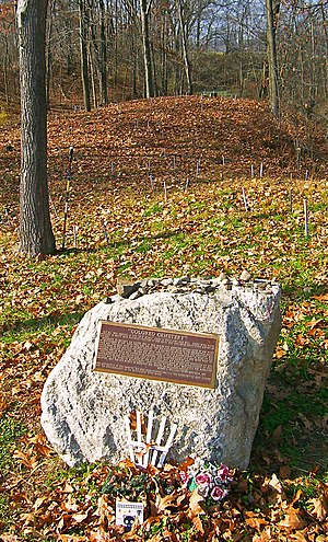 National Register of Historic Places listings in Orange County, New York - Image: Colored Cemetery (Montgomery, New York)