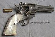 Colt SAA Ladeklappe
