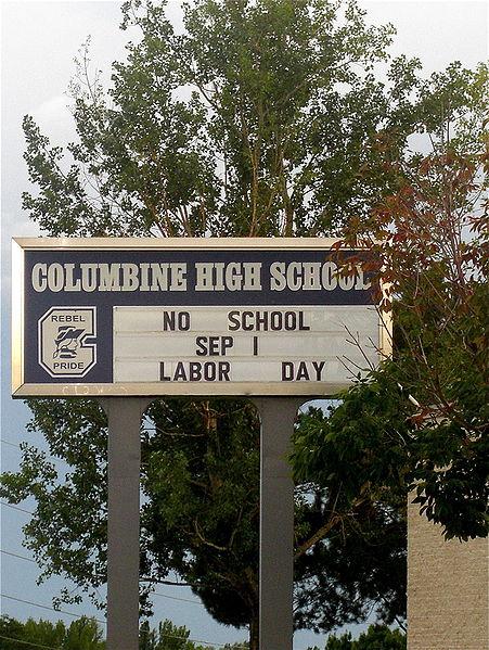 File:Columbine High School sign.jpg
