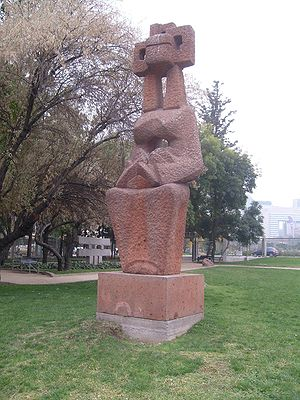 Marta Colvin Pachamama (aymara Mother Earth), ...