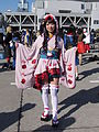 Comiket 83 - Hello Kitty cosplay.JPG