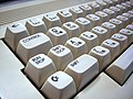 Commodore C64C Tastatur Links.JPG