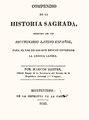 Compendio de la historia sagrada - Marcos Sastre.pdf