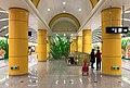 Concourse of Muxiyuan Station (20181230155557).jpg