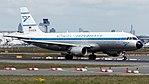 Condor (Retro livery) Airbus A320-212 (D-AICA) at Frankfurt Airport.jpg