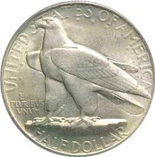Connecticut tercentenary half dollar commemorative reverse.jpg