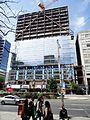 Construction, NW corner of University and Dundas (1) (29239610422).jpg