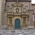 Convento de las Comendadoras de Santa Cruz (Valladolid). Portada.jpg