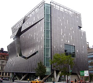 41 Cooper Square - The building from the south