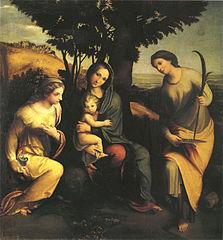Madonna of Albinea