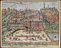Cornelis de Jode, after Bartholomeus de Momper - The court at Brussels.jpg