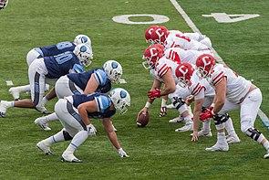 football cornell columbia rivalry kickoff game stadium wikipedia freshman returned wien roussos won mike