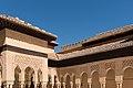 Corner arches, Patio de los Leones, Alhambra, Granada, Spain.jpg