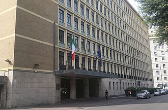 Court of Audit (Italy) - Court of Audit, main seat in Rome