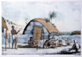 Cotton and textile handicraft village in 1790s India.png